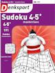 Het puzzelblad Sudoku Masterclass