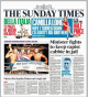 The Sunday Times proef abonnement