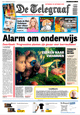 Telegraaf weekend + digitaal aanbieding
