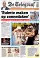 Zaterdag + alle dagen digitaal abonnement op de krant de Telegraaf