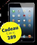 iPad mini bij de Telegraaf en regionale dagbladen